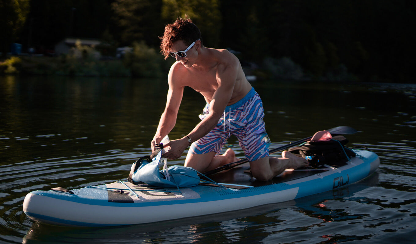 Fishing SUP boards