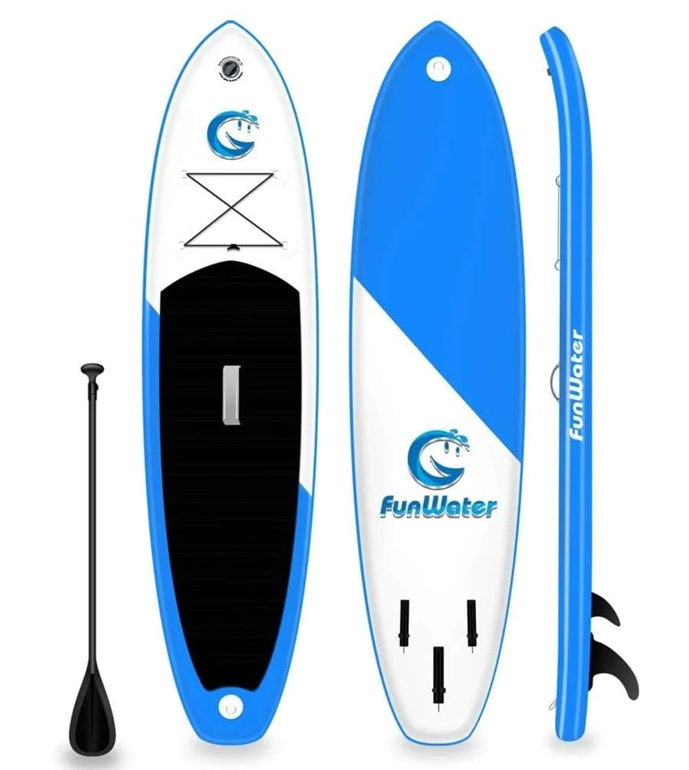 Funwater SUP extremely lightweight SUP