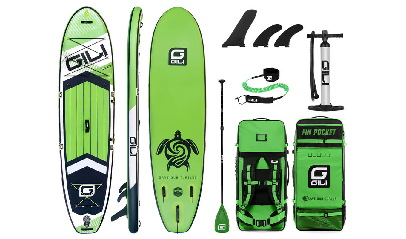 Gili air paddle board package