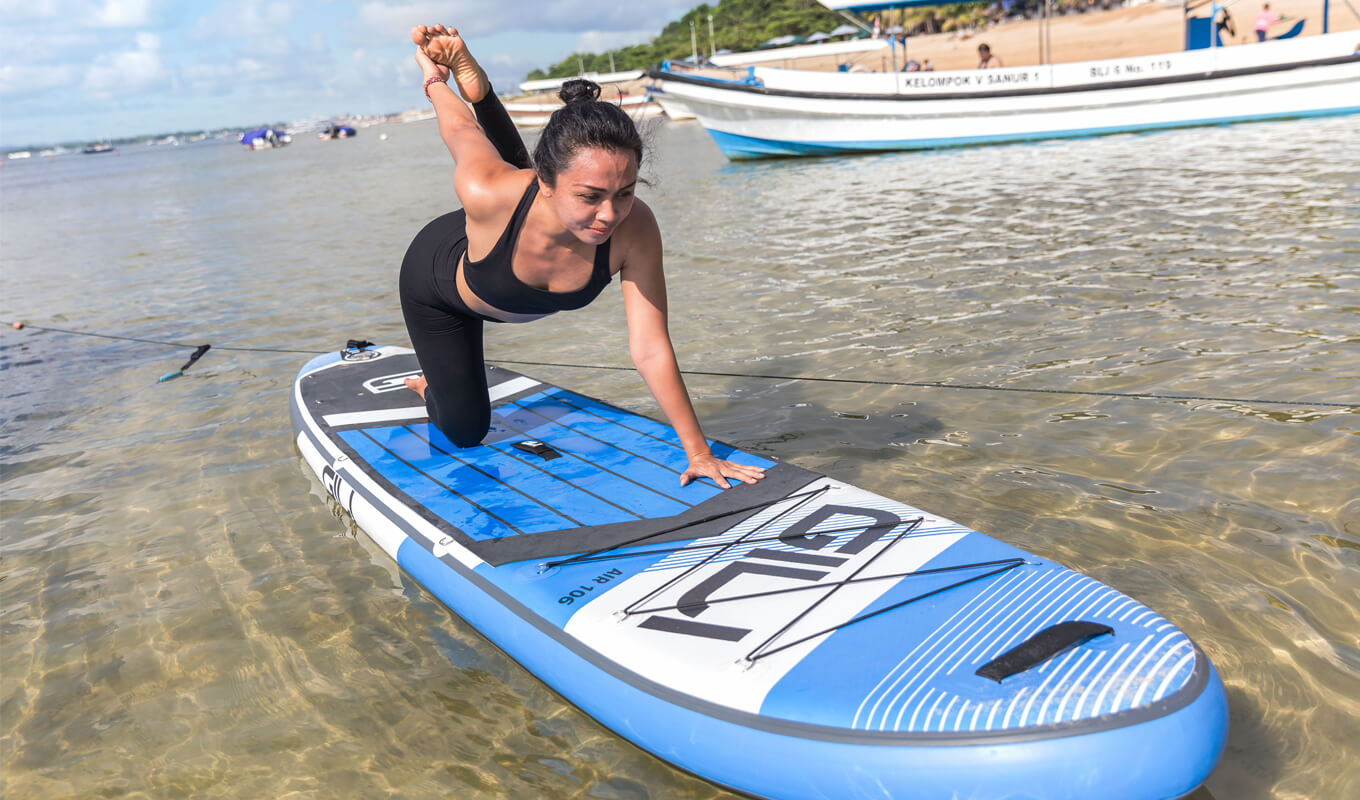 GILI Air Best SUP Yoga Paddle Board