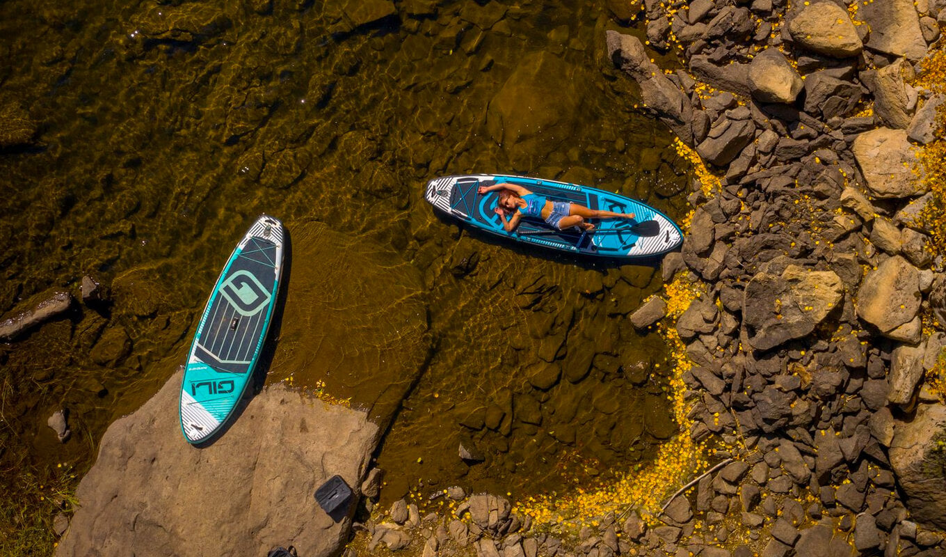 The best paddle boards at the lake