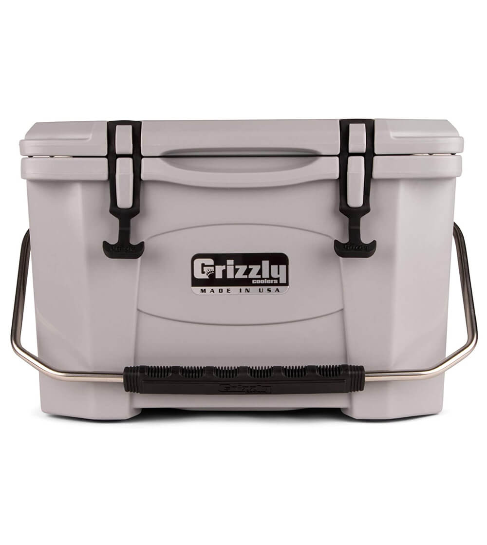 Grizzly 20qt hard cooler for sale