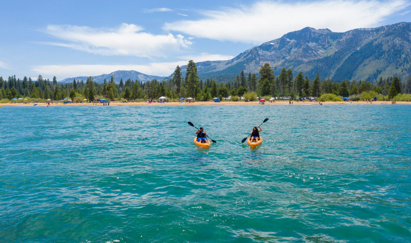 Lake Tahoe Water Trail