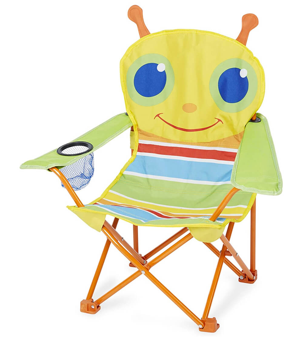 Melissa & Doug Child's Outdoor Chair