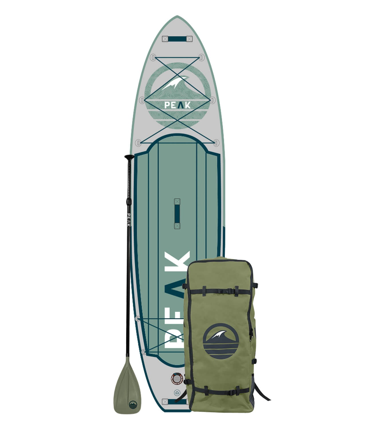 Peak expedition Inflatable SUP