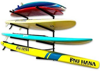 SUP Racks Best For A Quiver