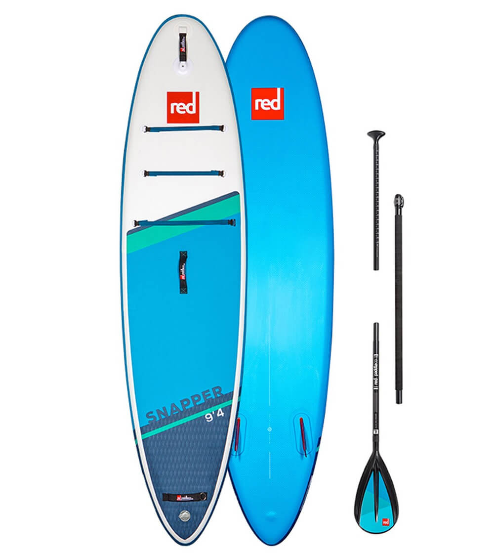 Red paddle snapper kids SUP