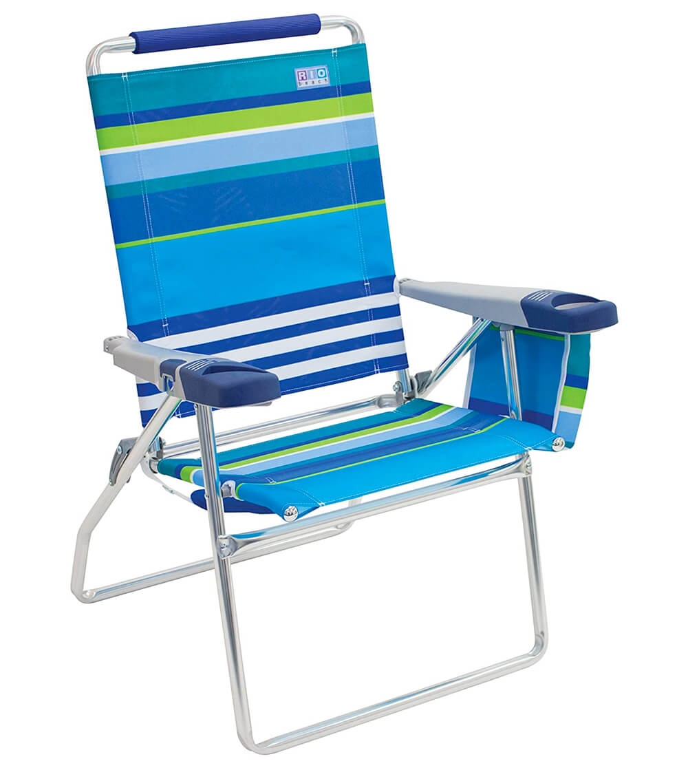 Rio Beach Extended Height Beach Chair