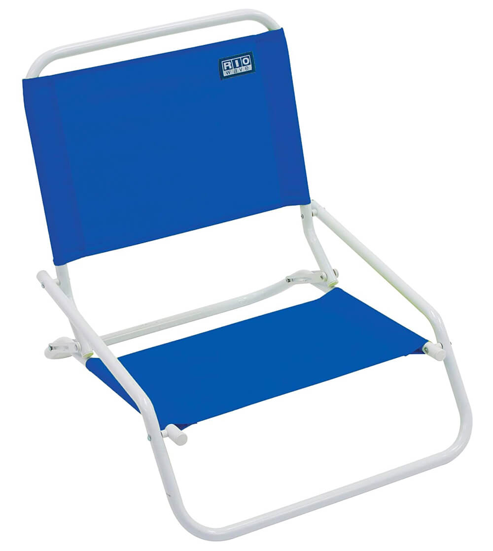 Rio Beach Wave Folding Sand Chair