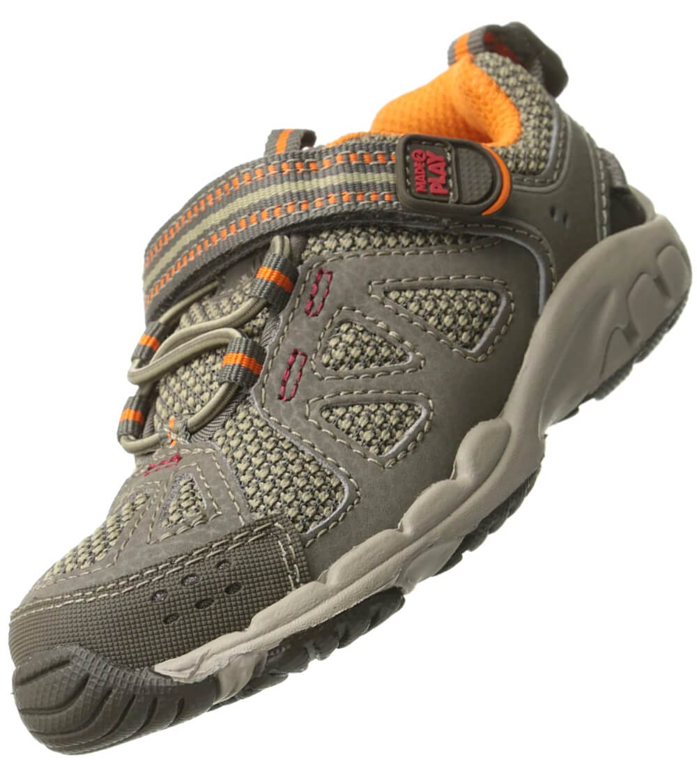 Stride rite mesh lining with antimicrobial treatment