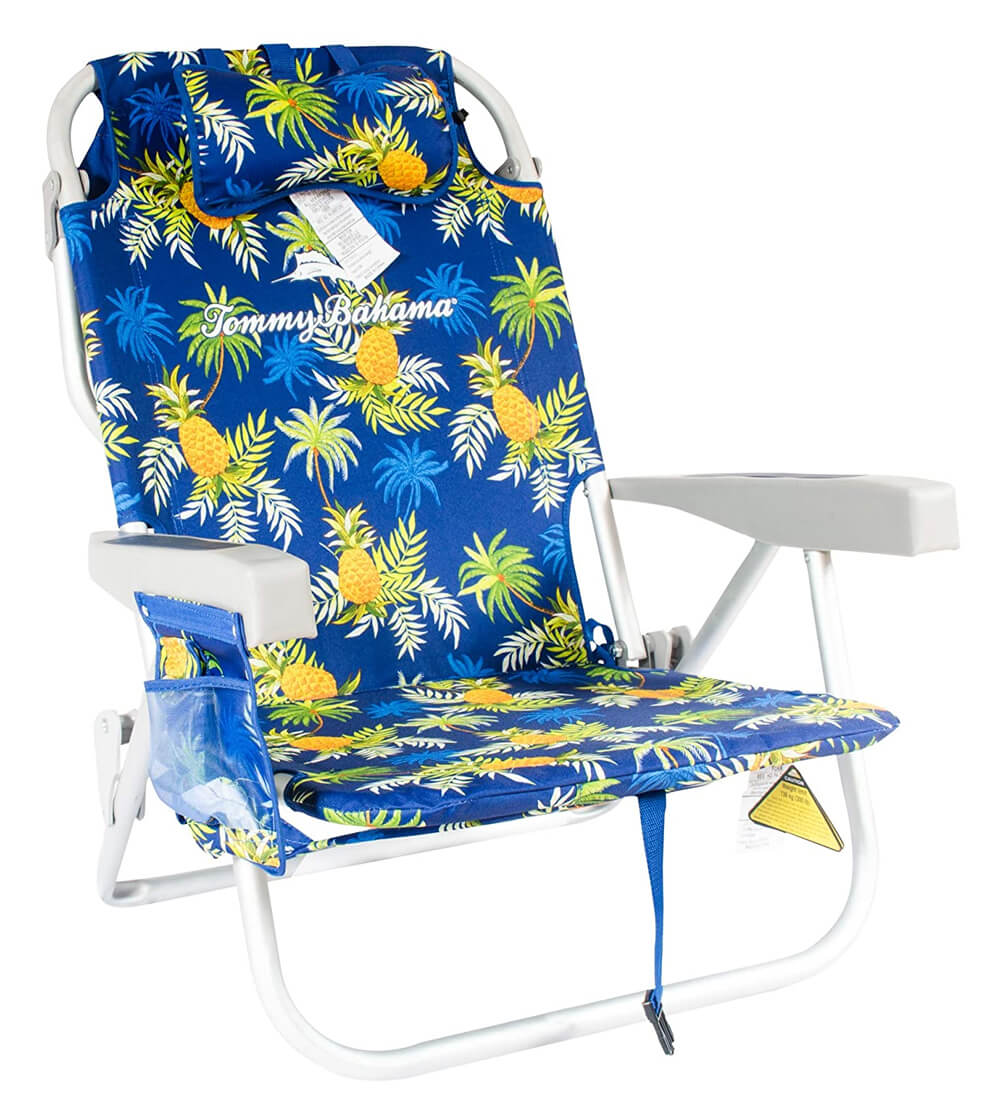 Best Overall Beach Chair Tommy Bahama Cooler Chair