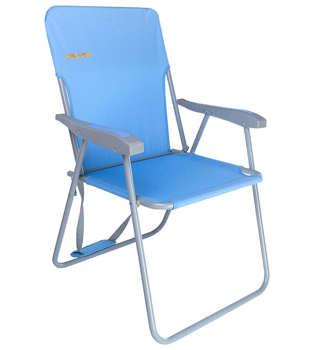 WeJoy High Back Seat Beach Folding Chair