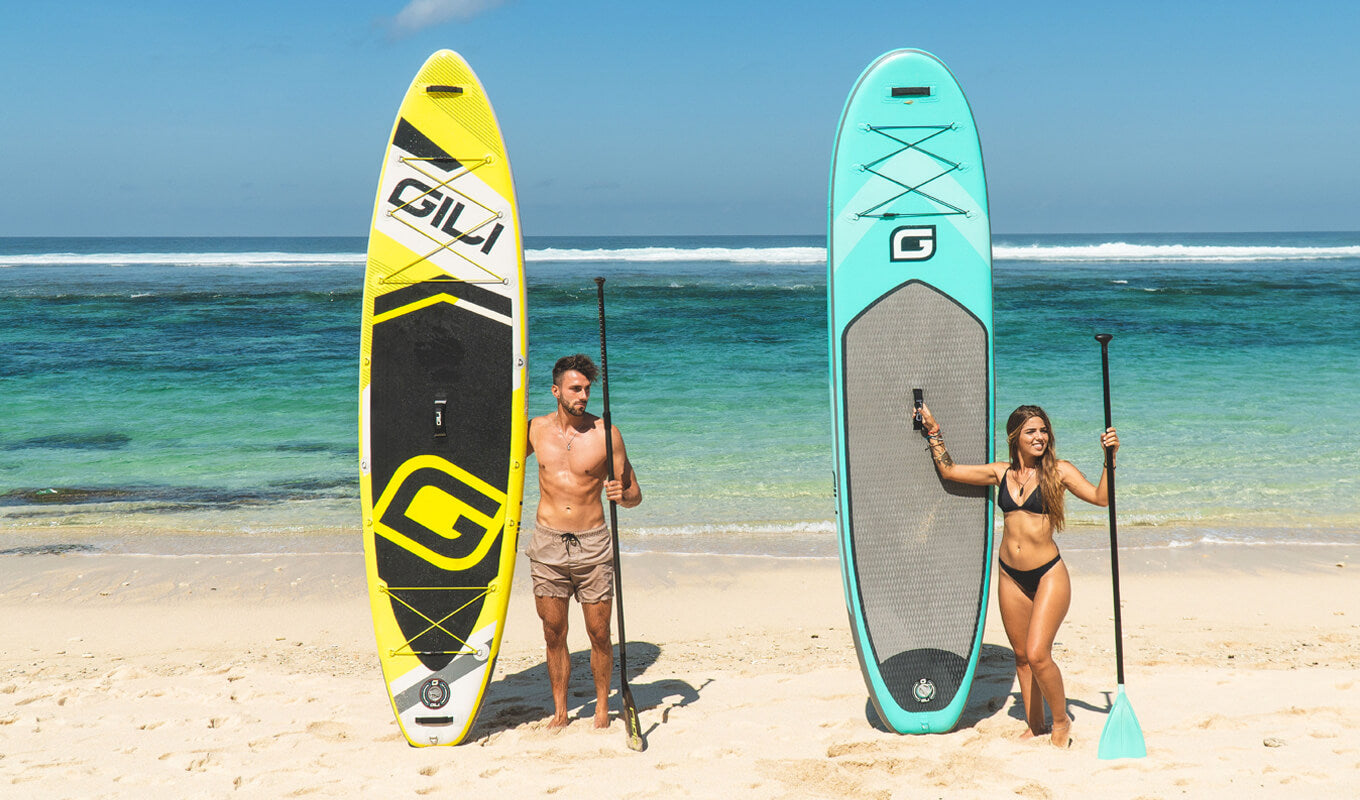 Why Choose an Inflatable Paddle Board