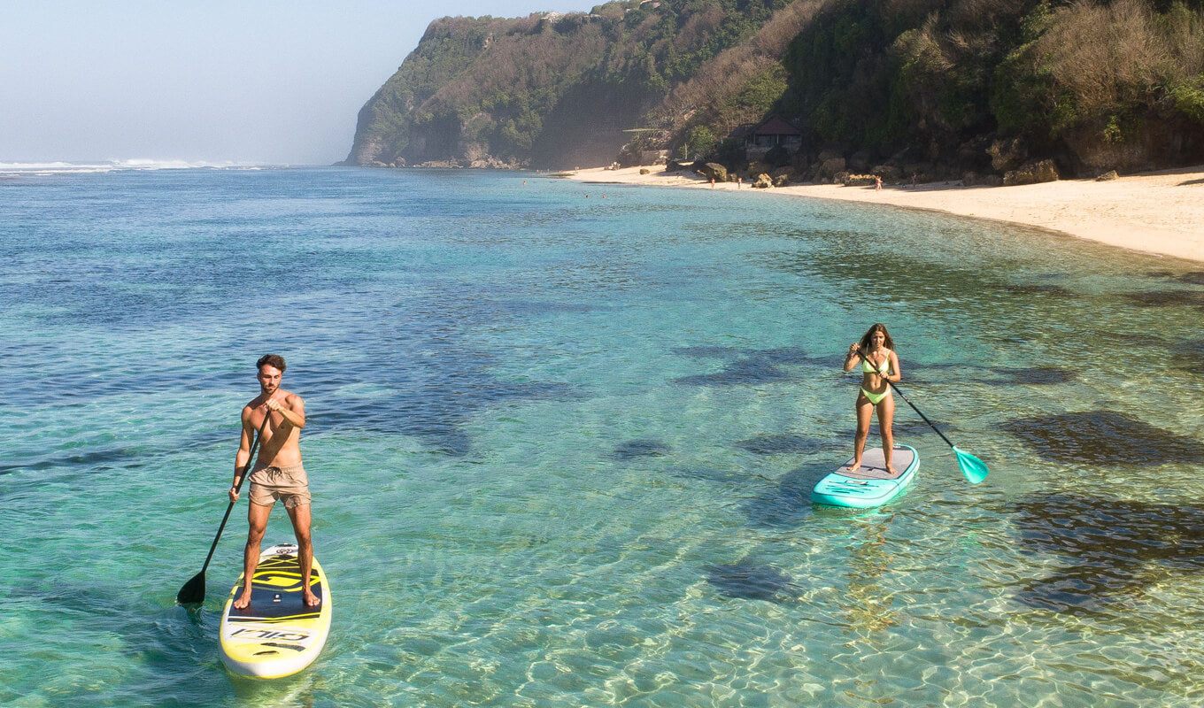 why improve your stand up paddle board technique