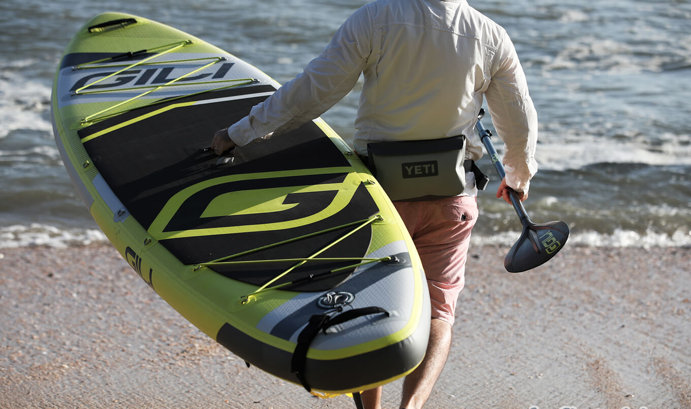 Launching Your SUP