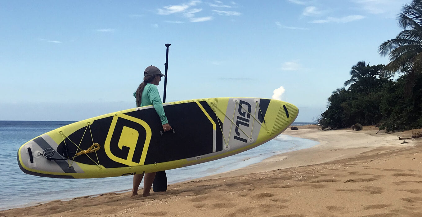 11' GILI Touring Inflatable Paddle Board