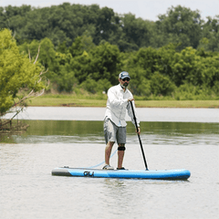 GILI 10'6 AIR Paddle Board Review from Inflatable Boarder