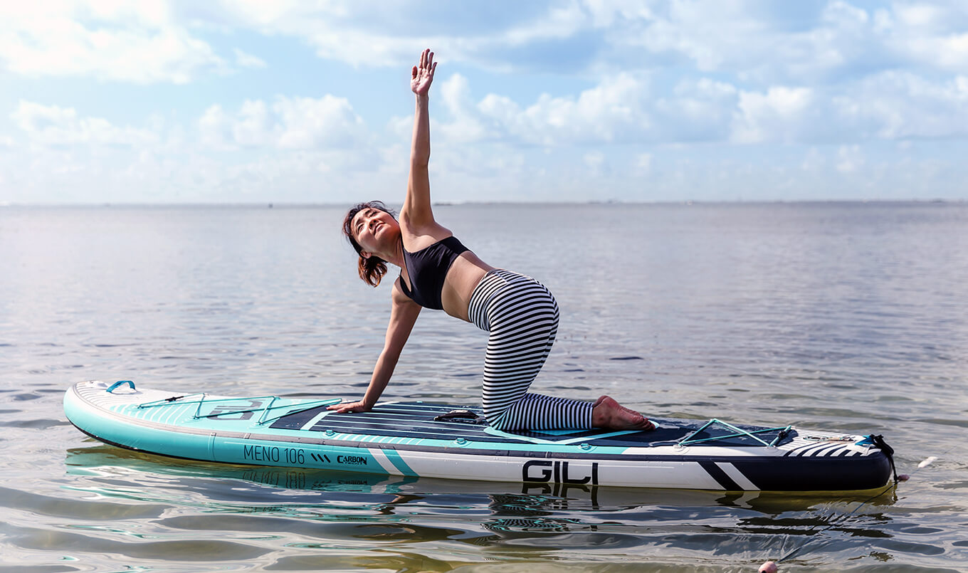 Shop the GILI Meno Inflatable Paddle Board