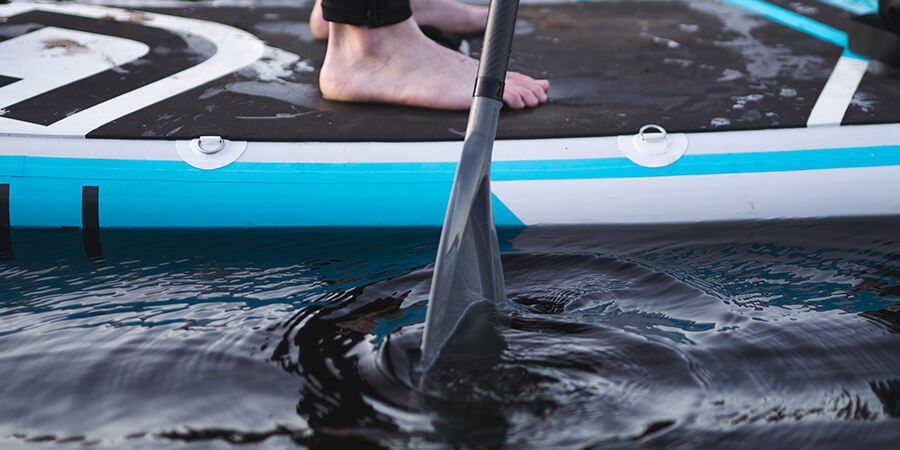 How to Choose a Paddle Board Paddle