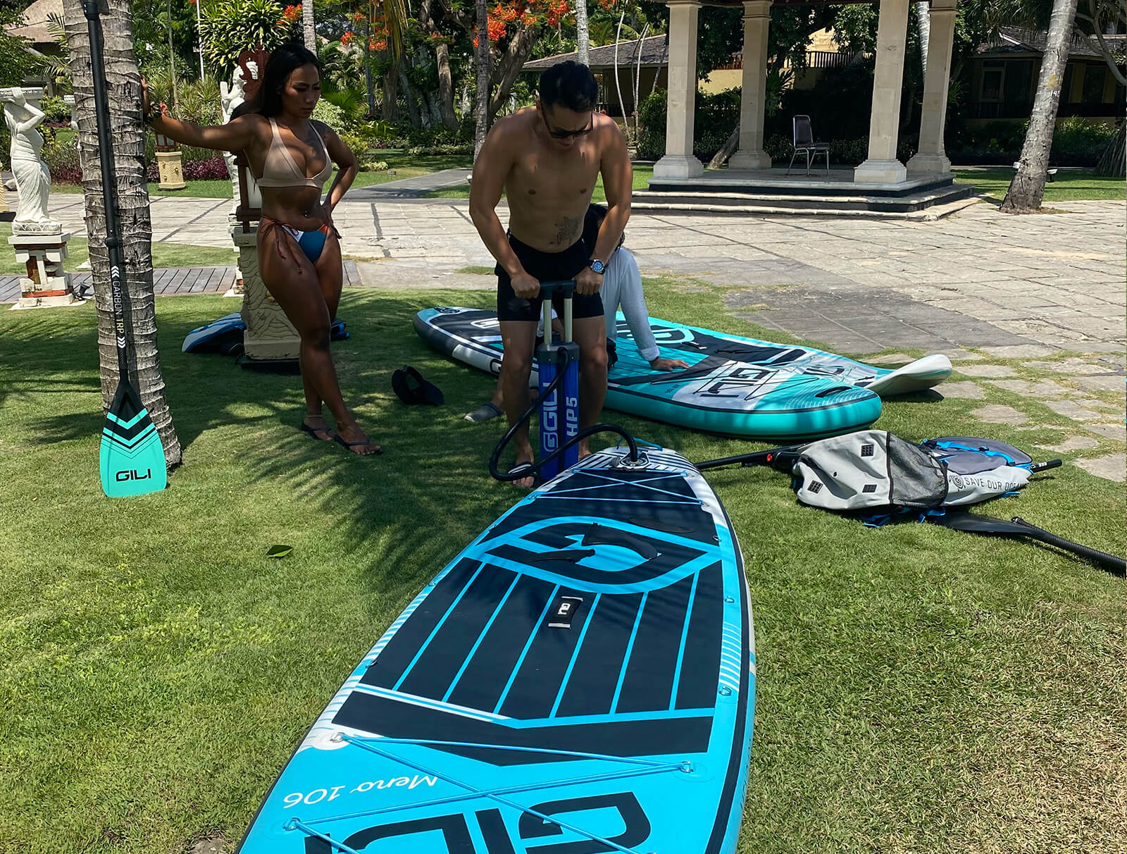 Hard Paddle Board or iSUP?