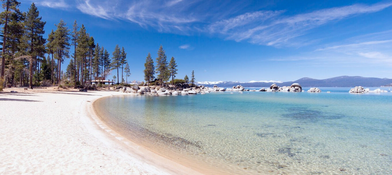 Kings Beach Lake Tahoe