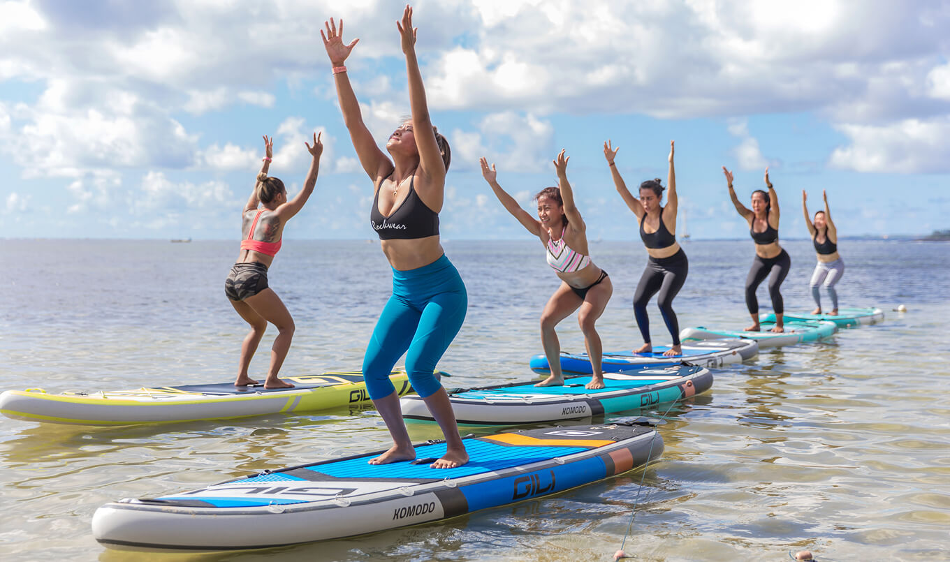 Yoga Paddle Boards