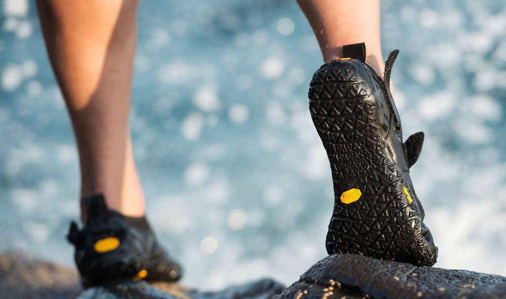 Paddle Boarding Shoes: Vibram FiveFingers