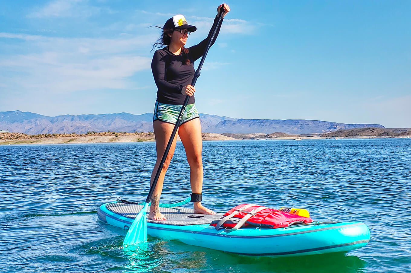 SUP Tips: Holding the Paddle the Right Way