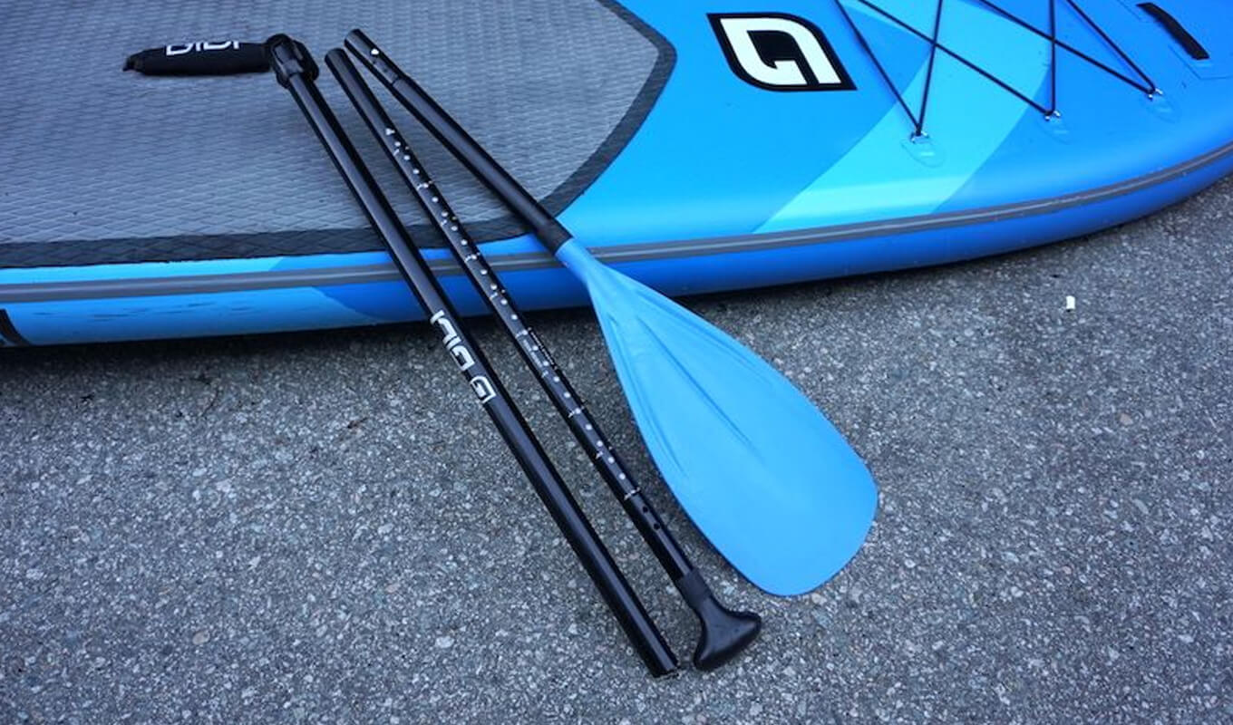 SUP paddle parts