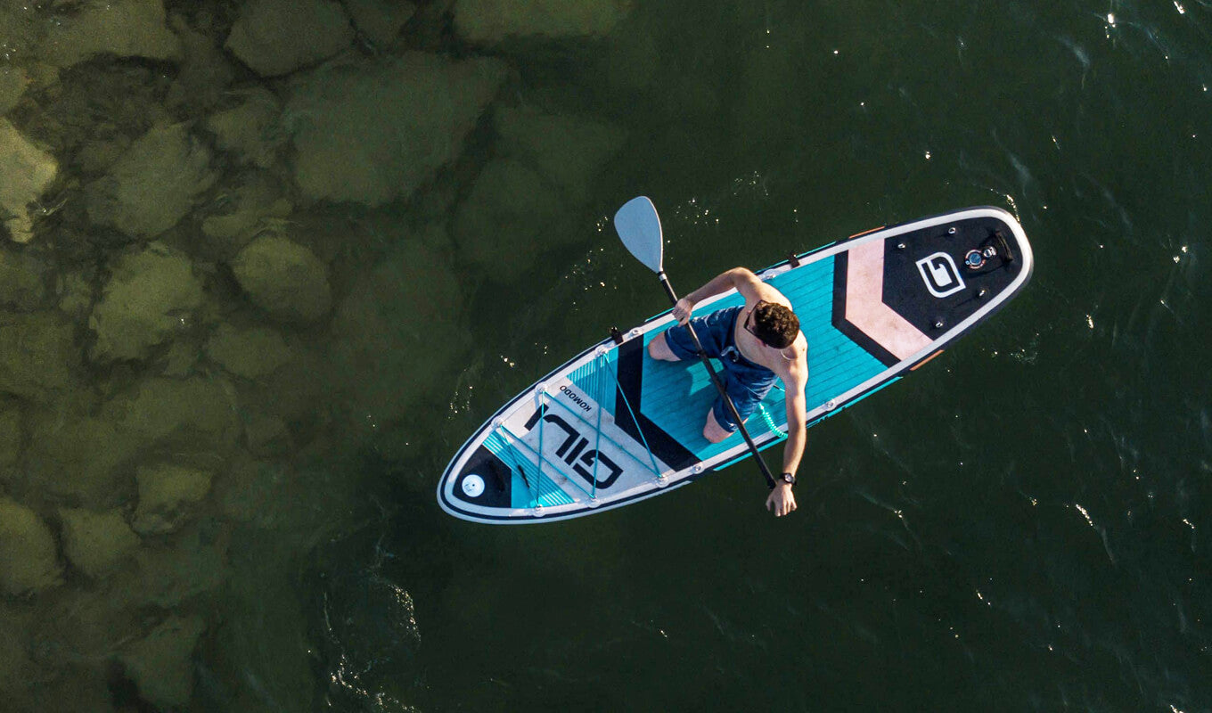Factors to consider of the right SUP paddle size