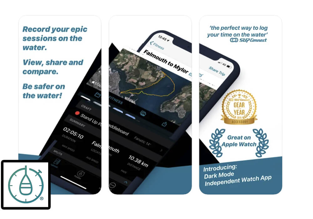 Paddle Logger App for SUP