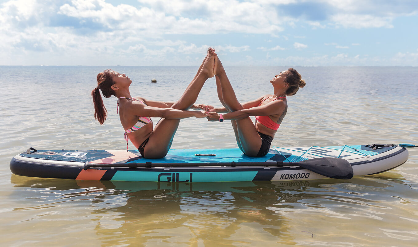 What you should wear for SUP Yoga