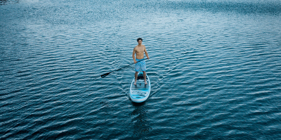 What Type of Paddle Boarder Are You?