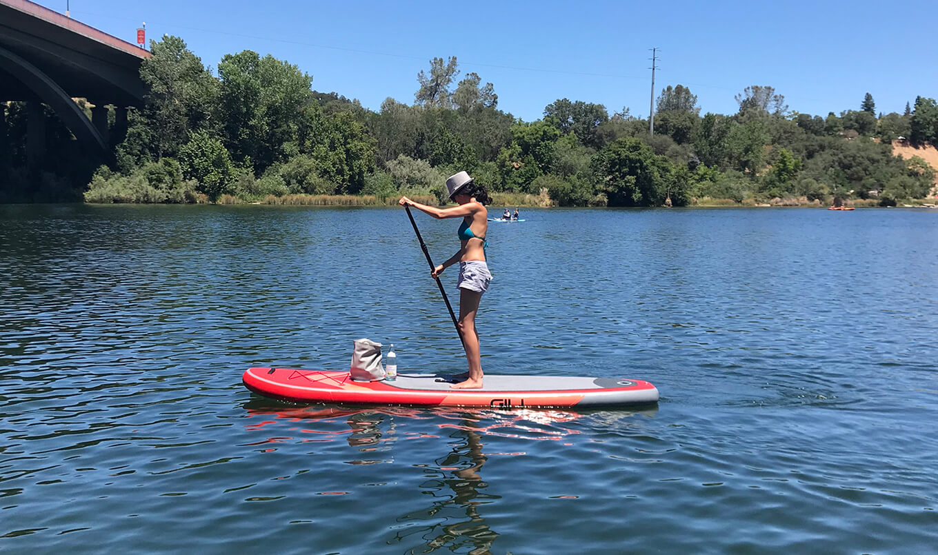 Shop Women's Inflatable Paddle Boards