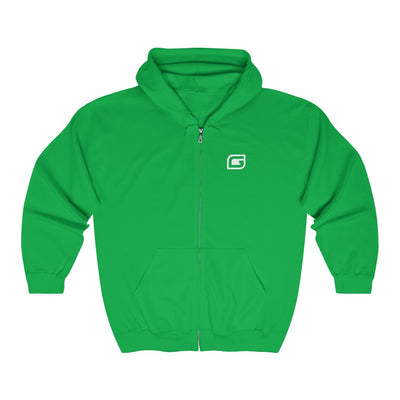 Save Our Turtles Full Zip Hooded Sweatshirt