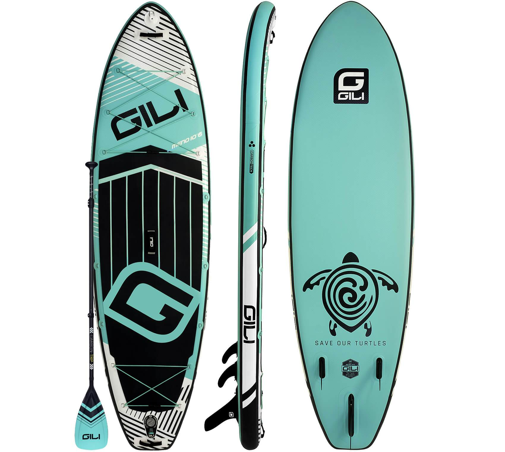 GILI Meno Inflatable Stand Up Paddle Board