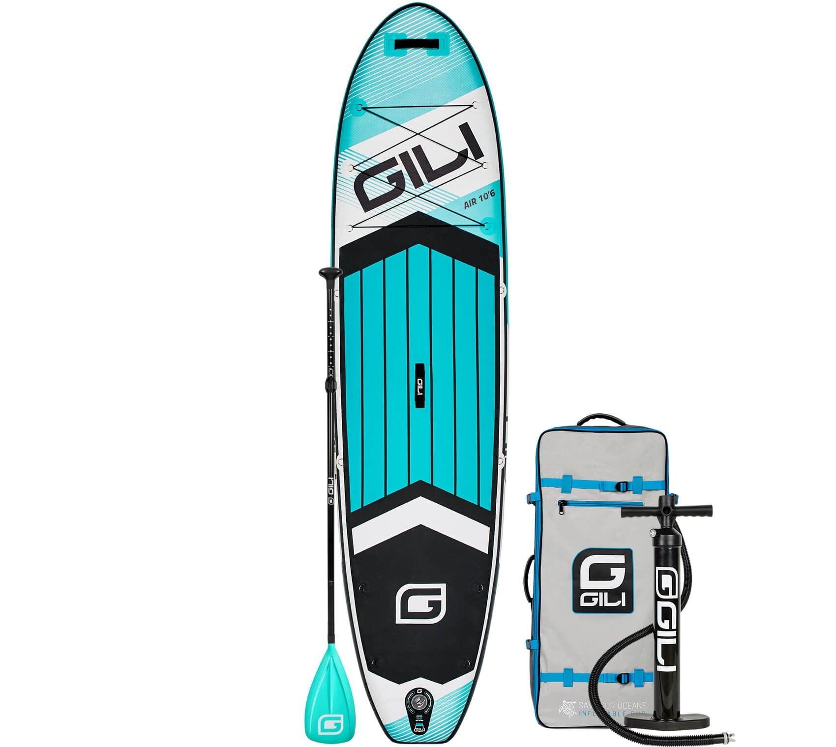 10'6 GILI AIR Inflatable Paddle Board