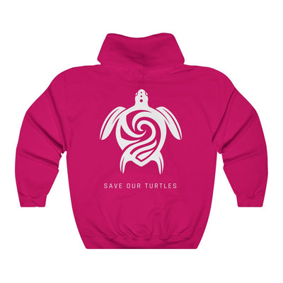 Save Our Turtles Hooded Sweatshirt/Hoodie