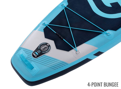 4-Point Inflatable Paddle Board Bungee