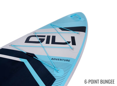 6-Point Inflatable Paddle Board Bungee