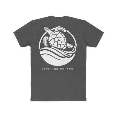 GILI Save our Oceans Men's Crew Tee