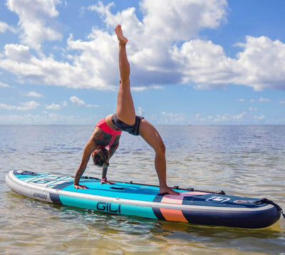 GILI 10'6 KOMODO Inflatable Stand Up Paddle Board Package