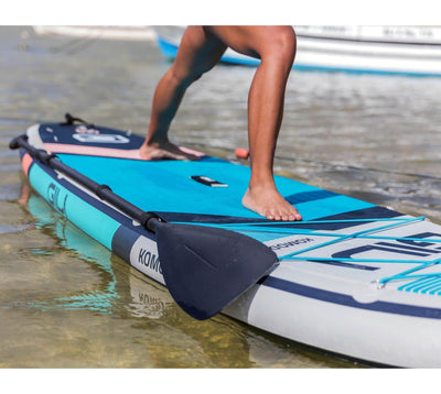PREOWNED 10'6 KOMODO Inflatable Stand Up Paddle Board Package
