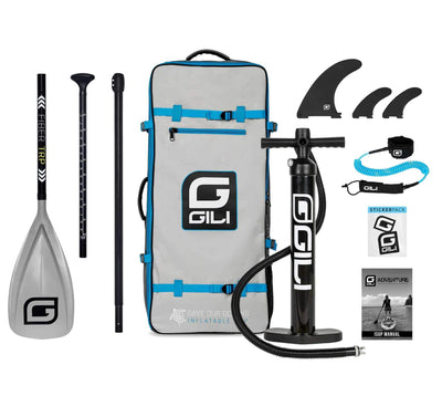 11'/12' Adventure Inflatable SUP Package