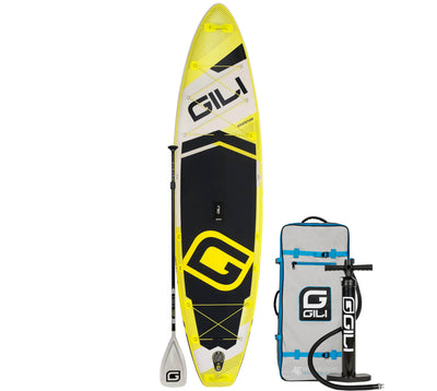 11'/12' Adventure Paddle Board Package