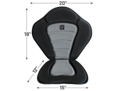 Paddle Board Kayak Seat Dimensions