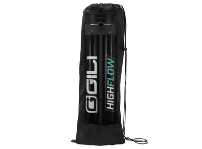 GILI High Flow Dual Chamber Triple Action Hand Pump in Bag