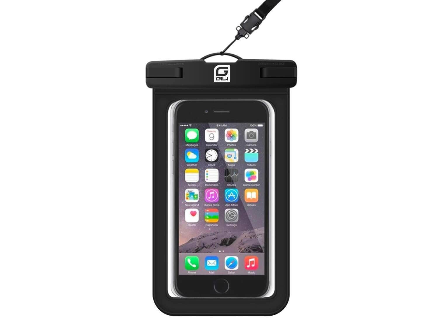 paddle board accessories waterproof phone case