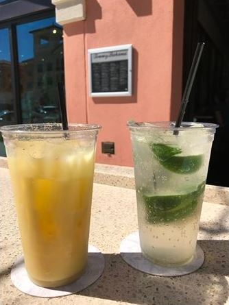 Cool Beverages for a Hot Day