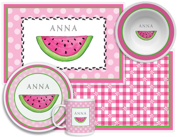 Ant Picnic Children's Plate Set